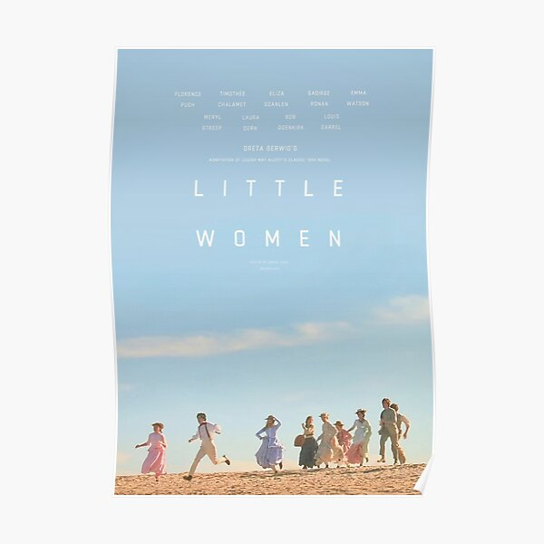 ALTERNATE LITTLE WOMEN (2019) POSTER  Poster