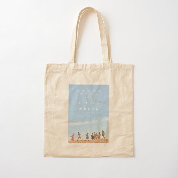 ALTERNATE LITTLE WOMEN (2019) POSTER  Cotton Tote Bag