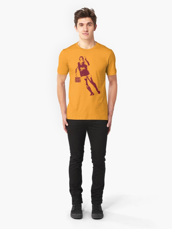 Alternate view of The Boss: Gold Slim Fit T-Shirt