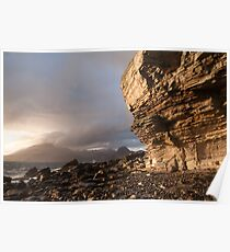 Elgol Afternoon Poster