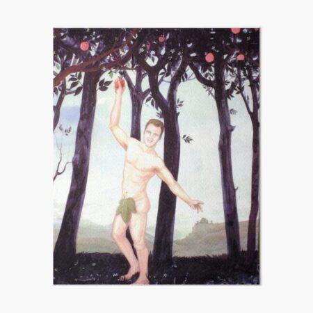 Wedding Crashers Vince Vaughn Painting  Art Board Print