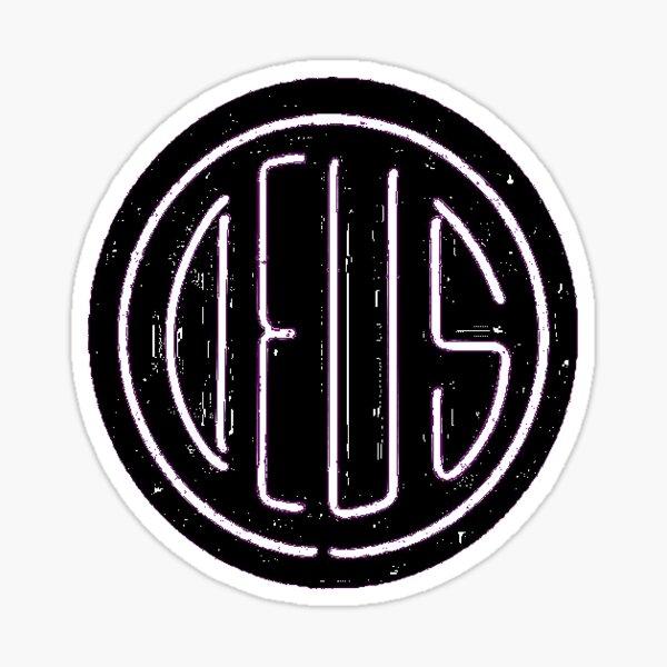 Deus Ex Machina Customs Stickers Sticker