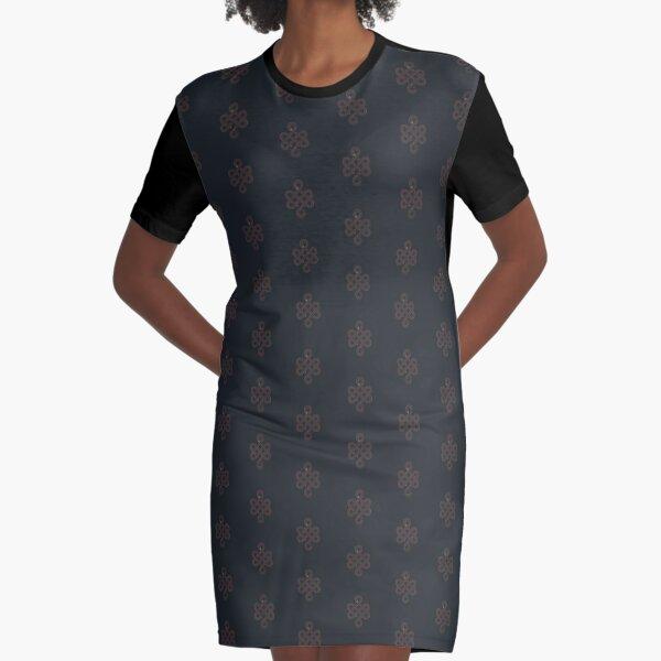 Endless Creativity Graphic T-Shirt Dress