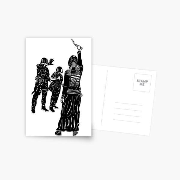 Indigenous Resistance  Postcard