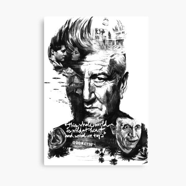 Director Lynch Canvas Print
