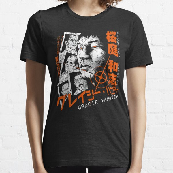 Sakuraba The Gracie Hunter Essential T-Shirt