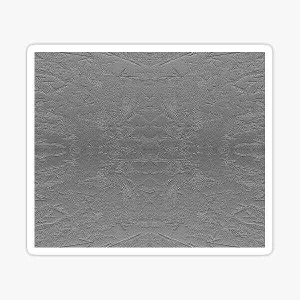 Frozen lake abstract 3 Sticker