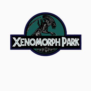 Xenomorph Park by sciencefluff