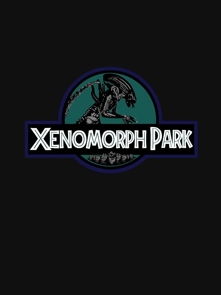Xenomorph Park | Unisex T-Shirt