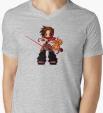 Shaman StarKing Men's V-Neck T-Shirt