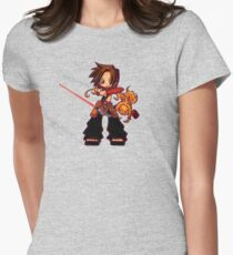 Shaman StarKing Women's Fitted T-Shirt