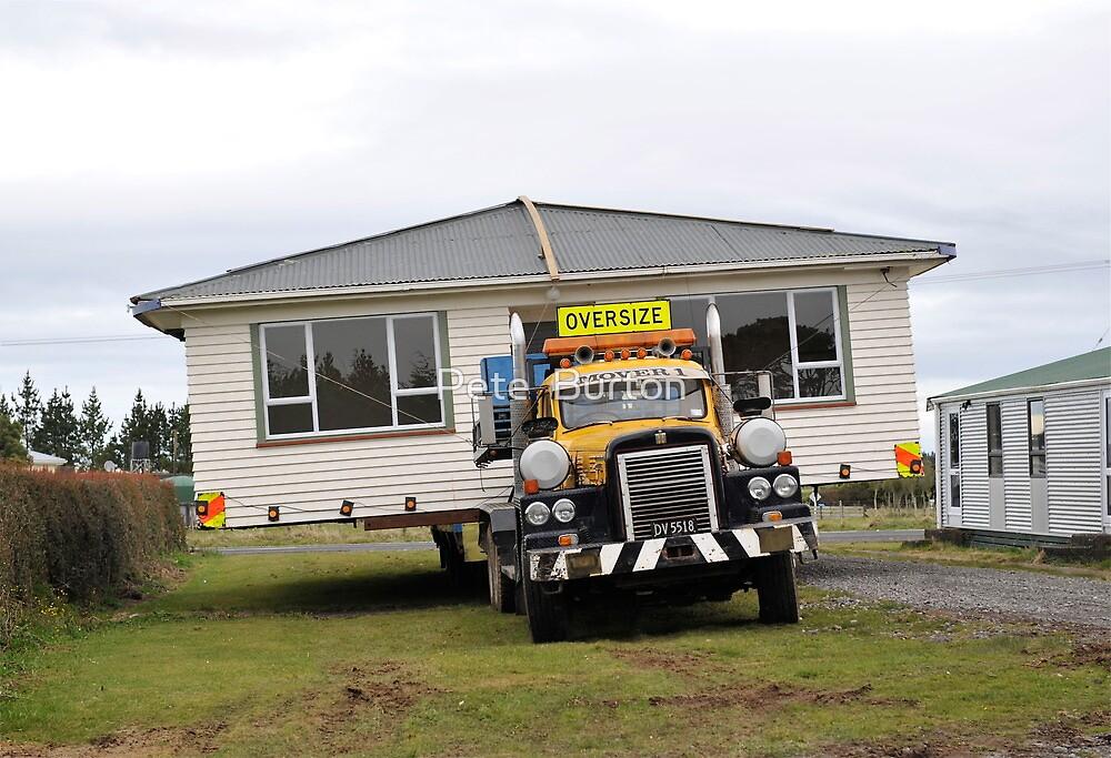 Mobile Home by Pete  Burton