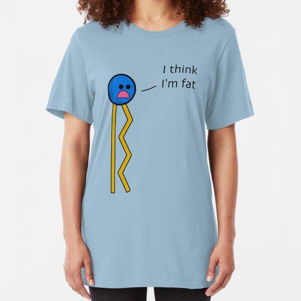 Fatty Acid Slim Fit T-Shirt