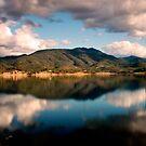 Marooned on Lake Maroon by Kym Howard