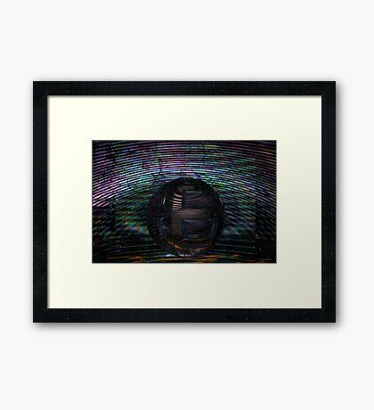 Sense of Wonder Framed Print