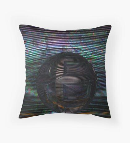 Sense of Wonder Throw Pillow