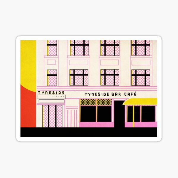 Newcastle Tyneside Cinema, Bar and Cafe Sticker