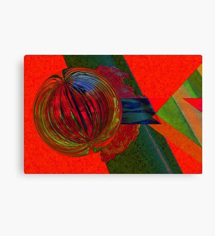 WonderFireLand Canvas Print