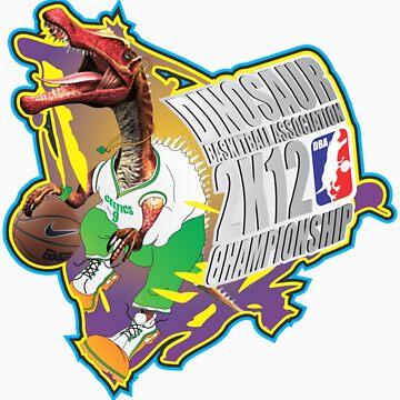 DBA Celtics by jlsluciano
