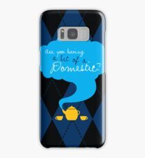 Bit of a Domestic Samsung Galaxy Case/Skin