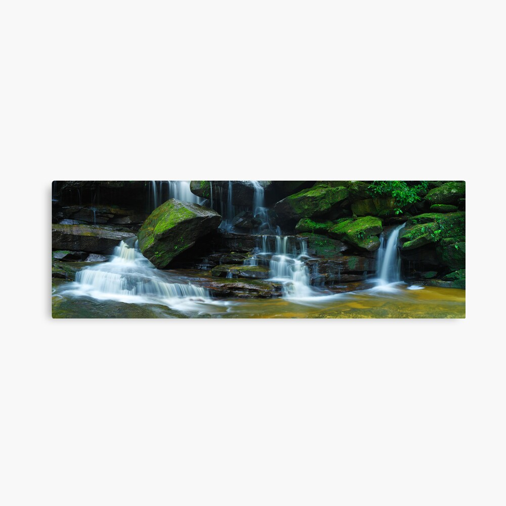 Lower Somersby Falls, New South Wales, Australia Canvas Print