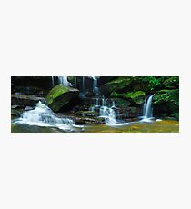 Lower Somersby Falls, New South Wales, Australia Photographic Print