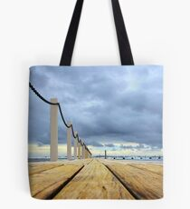 As low as you can go Tote Bag