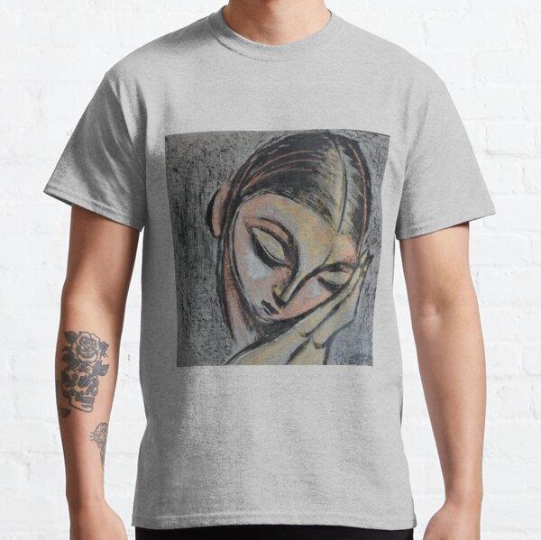 Miss Pogany - Portrait Classic T-Shirt