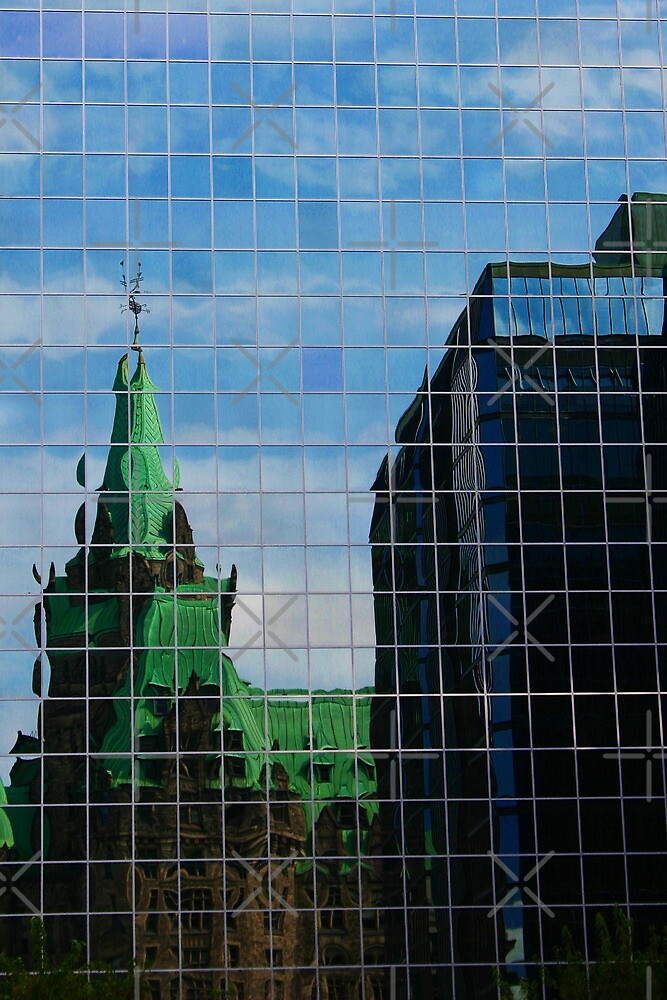 Capital Reflections by Alyce Taylor