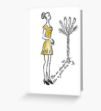 Festal greeting cards redbubble you are slender greeting card m4hsunfo