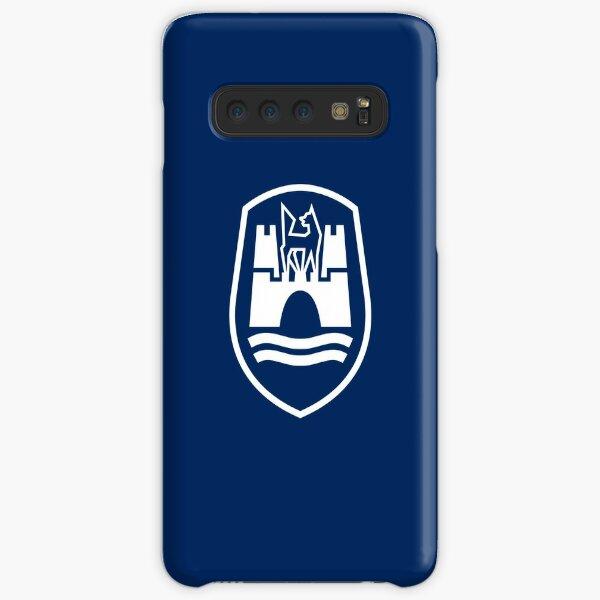 Wolfsburg Coat of Arms (white) Samsung Galaxy Snap Case