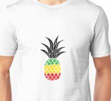 Rasta Pineapple  Unisex T-Shirt