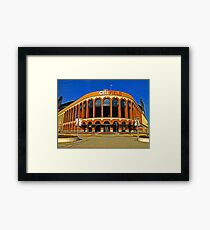 Citifield - Home of the New York Mets Baseball Club Framed Print