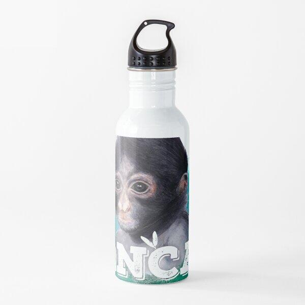 Suarez the spider monkey Water Bottle