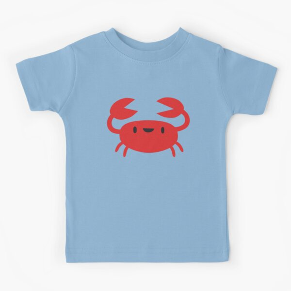 Happy Little Crabs Kids T-Shirt