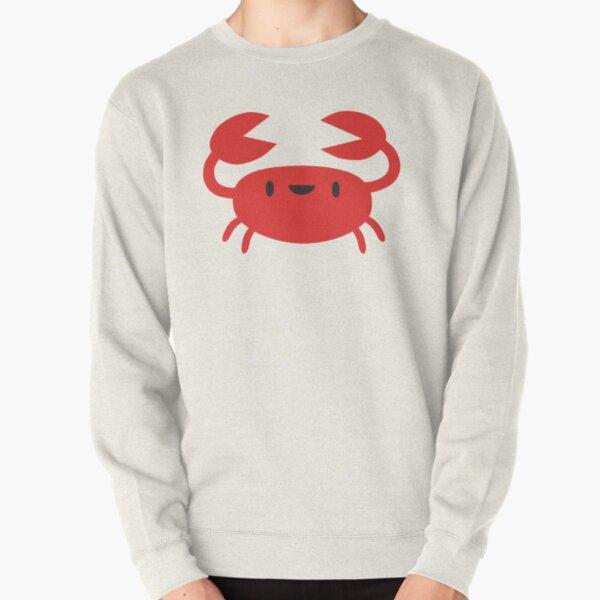 Happy Little Crabs Pullover Sweatshirt