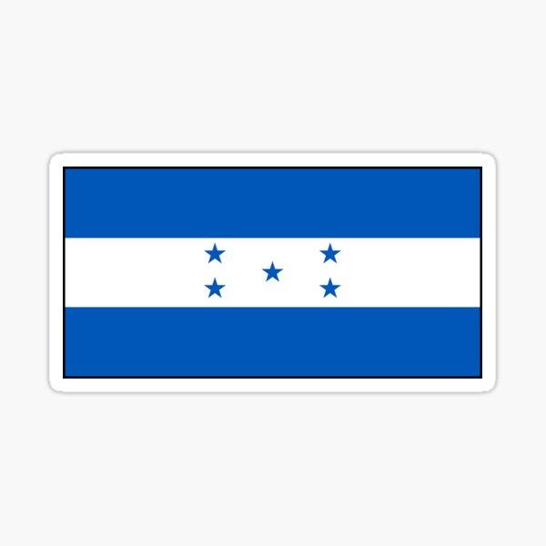 Regalos, pegatinas y otros productos de la bandera hondureña Pegatina
