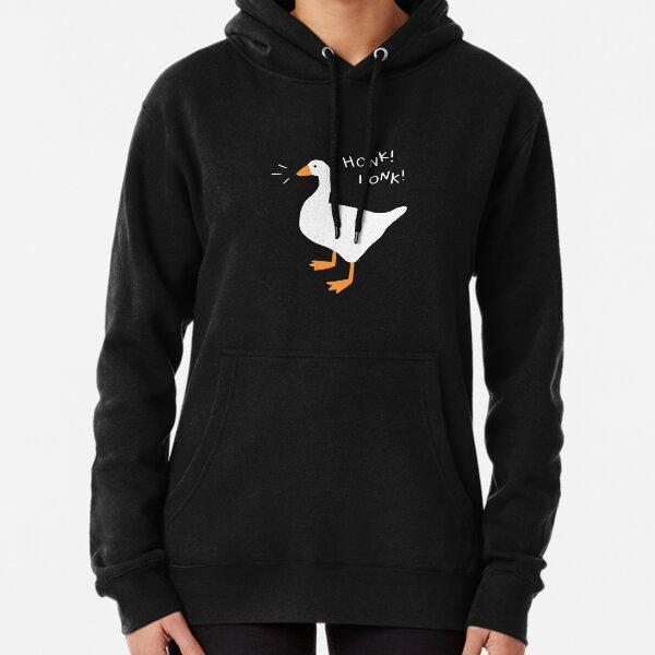 Honk Honk Goose Pullover Hoodie