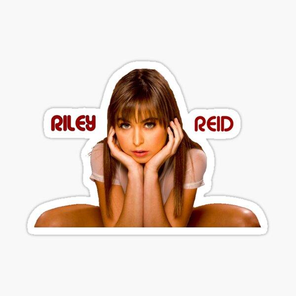 Riley Reid mignon gros plan Sticker