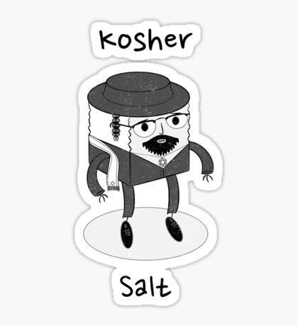 Kosher Salt Sticker