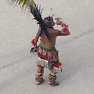 Dancer with the Snail - Danzante con el Caracol by PtoVallartaMex