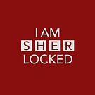 Sherlocked Red by Mark Walker