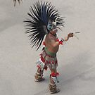 Aztec Dancer - Danzante Azteca by PtoVallartaMex
