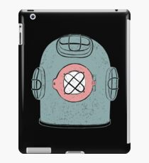 Diving Bell iPad Case/Skin