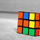 Rubik's Cube  by co0kiem0nster