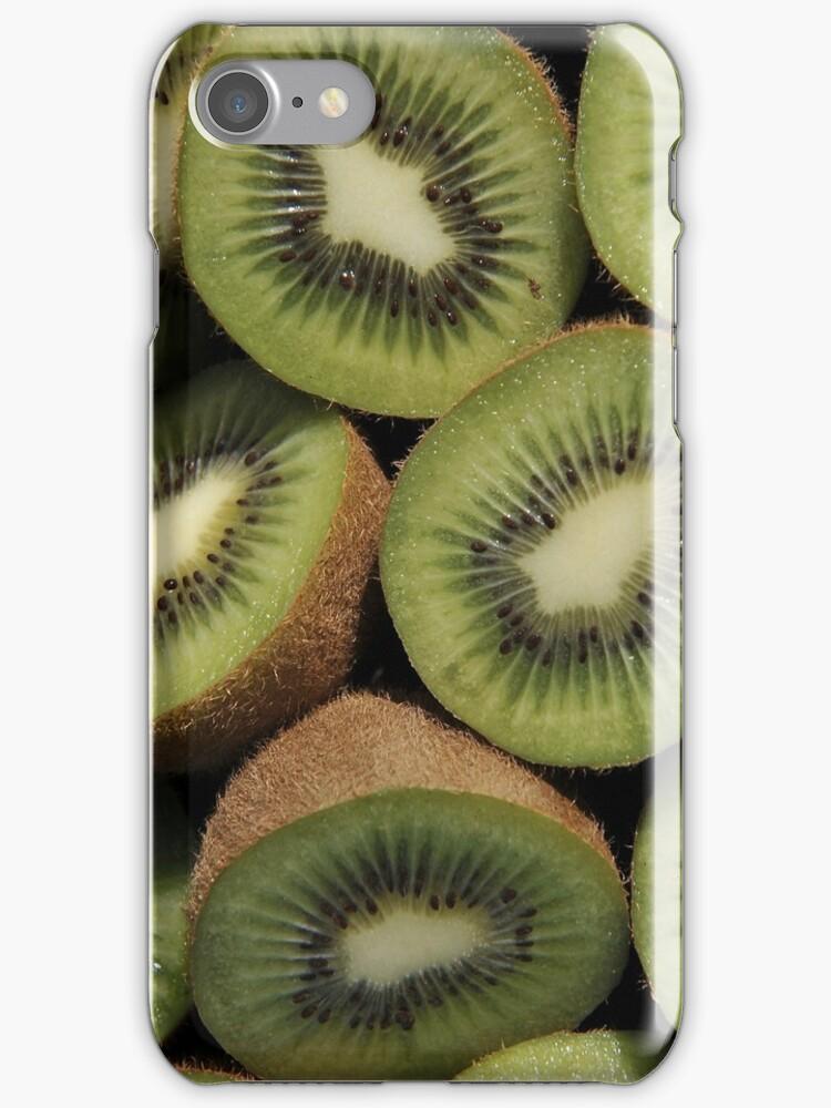 Kiwi Fruit by Pete  Burton