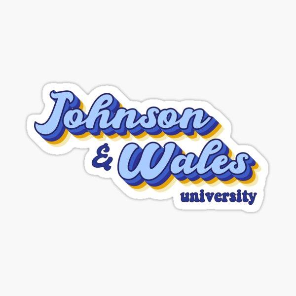 Johnson and Wales University Sticker