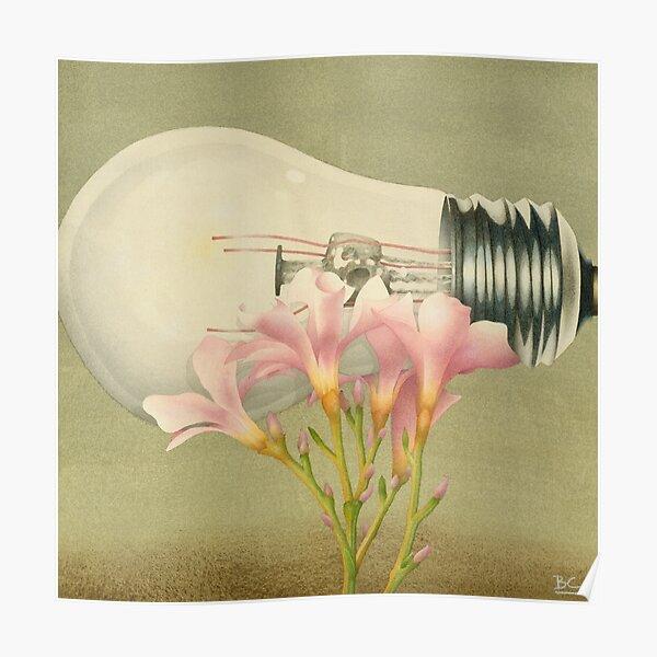 Lightflower Poster