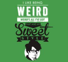 I like Being Weird | The IT Crowd