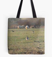 lapwings Tote Bag